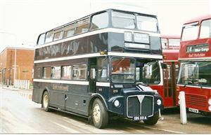 819, Routemaster 5RM EDS 221A